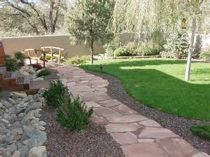 How To Lay Patio by Gardening Amp Landscaping How To Lay Flagstone For