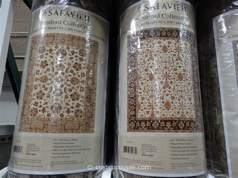 Safavieh Rugs Costco Safavieh Stratford Collection Wool Area Rug