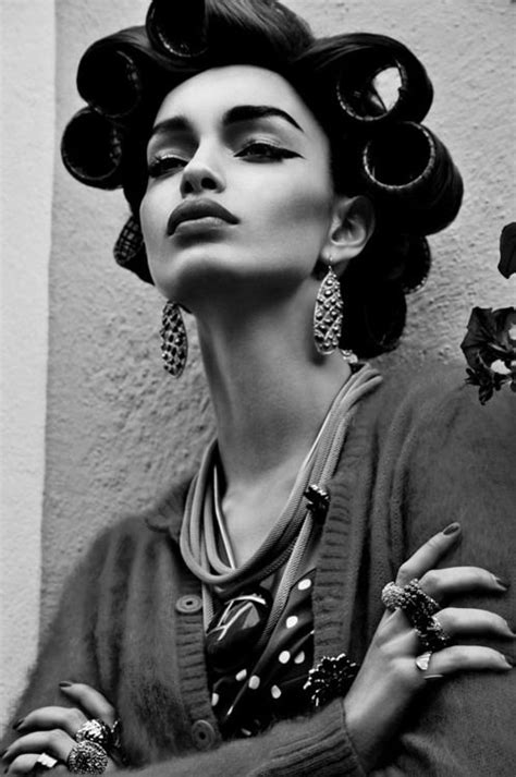 italian domme in hair curlers 128 best italian women s fashion images on pinterest