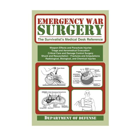 Emergency War Surgery The Survivalist S Desk