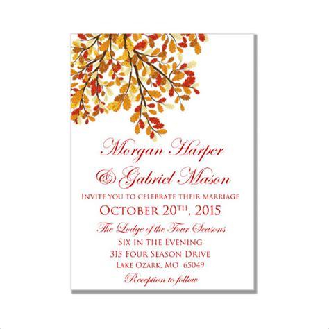 Wedding Invitation Sle by Customizable Wedding Invitation Templates Free Wedding