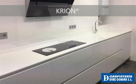 encimera cocina encimeras ba 241 o krion dikidu