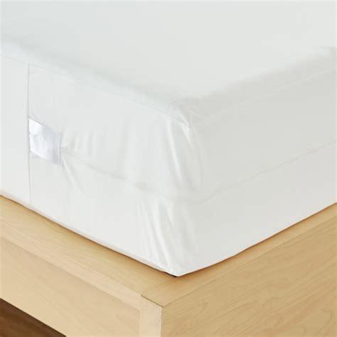 mattress encasement for bed bugs bargoose elite zippered bed bug proof long full mattress
