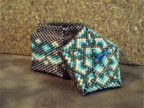 beaded trinket box beaded trinket box beadwork trinket boxes