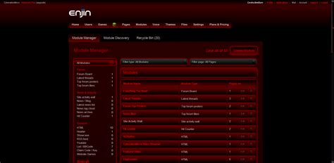 enjin theme editor guide enjin forums editor black red ui style for chromium