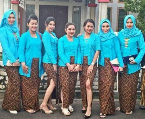 Batik Seragam Nikah jual kebaya seragam batik free bros thata olshop