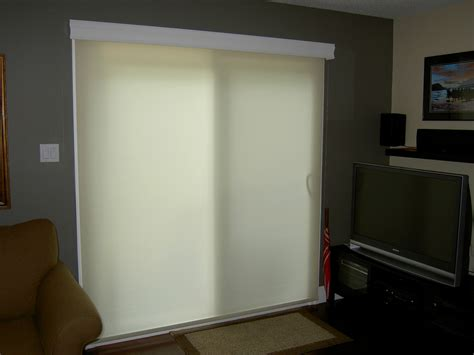 Roller Shades For Patio Doors One Way View Custom Roller Shade One Way View Custom Roller Shade How To Make A Shades