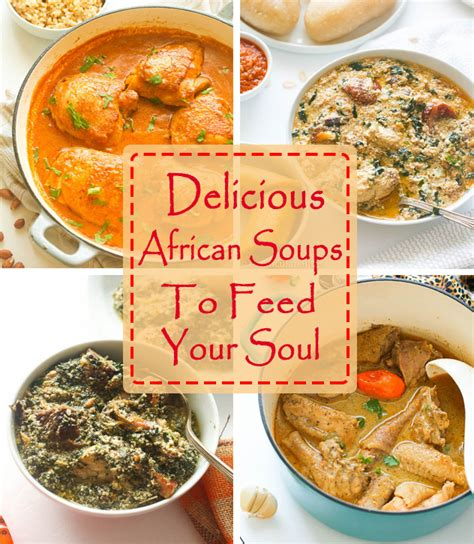 vegetable soup recipes south africa 5 soups immaculate bites