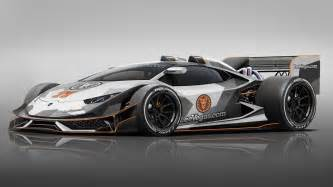 Picture Lamborghini This Is A Lamborghini Huracan F1 Car Wired Point