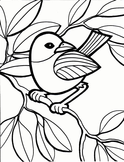 Printable Coloring Pages For Kids | colouring in pages coloring pages to print