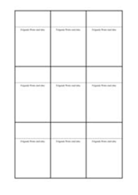 Vorlage Word Spielkarten 4teachers Mathe Tabu Mit Sek1 Begriffen