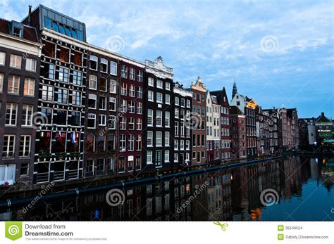 Free Architectural House Plans traditional dutch architecture houses stock photo image