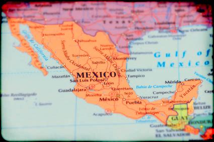 map of us states that belonged to mexico mexican indians who can t get into u s settle for mexico