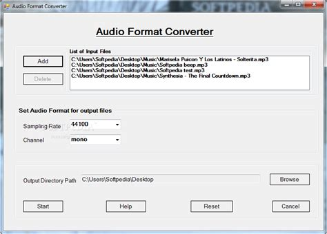 audio format converter software free download audio format converter download