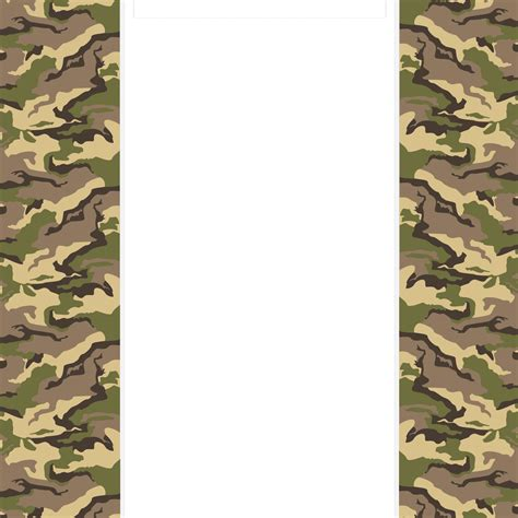 army pattern border army borders clipart clipart suggest