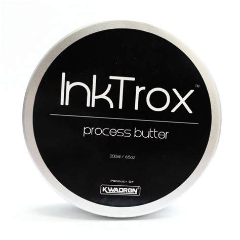 tattoo process butter inktrox tattoo process butter 200ml kwadron tattoo