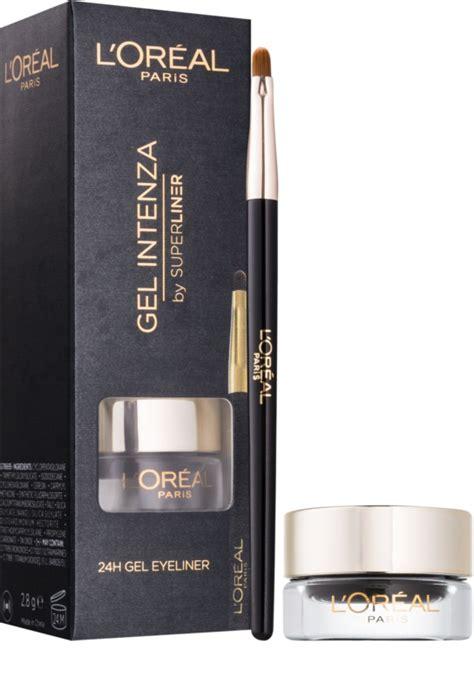 Loreal Liner Gel l or 201 al liner eyeliner gel aoro ro