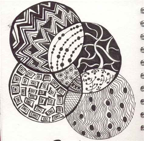 pattern art circle 1000 images about zentangle on pinterest
