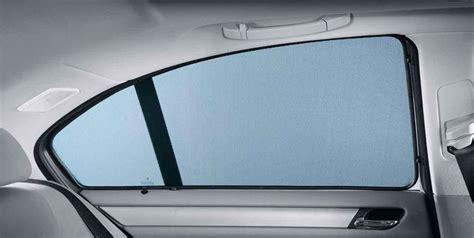 best car window shades bmw genuine rear side window sun screen shade blind set