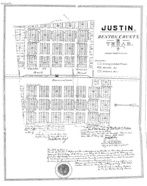 justin texas map justin texas area historical society home page