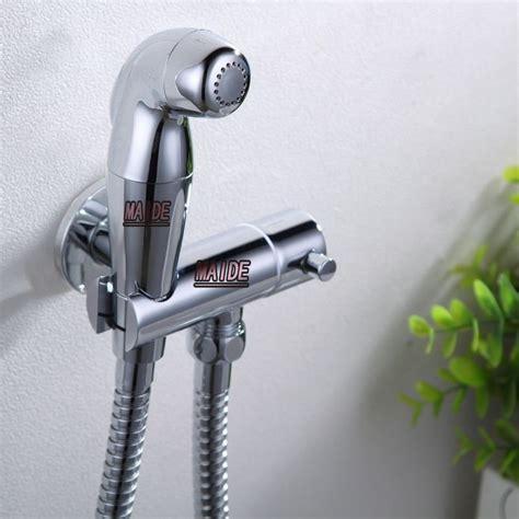 bidet handheld toilet spray wash brass handheld bidet toilet water spray toilet wall mount