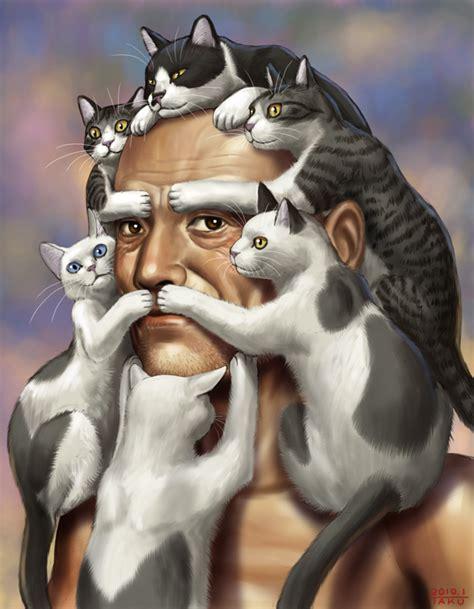Cat Beard Meme - meme watch 2013 cat beard is so hot right now gallery