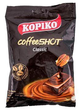Kopiko Coffeeshot Classic 150g werthersoriginal 3pk rolls150g