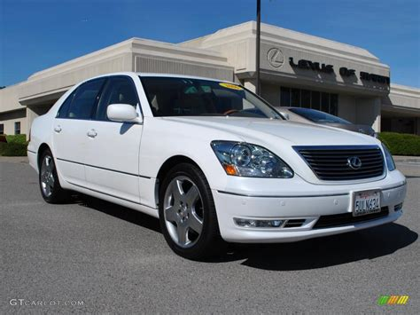 white lexus 2006 white lexus ls 430 30894977 photo 8
