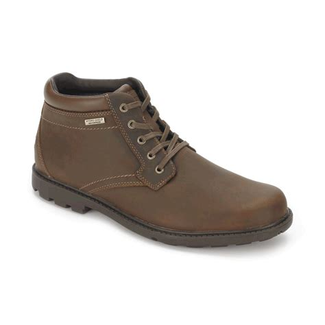 rockport boots rugged bucks waterproof boot s boots rockport 174