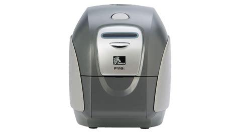 Printer Zebra P110i zebra p110i printer zebra p110i 0000a i zebra p110i id