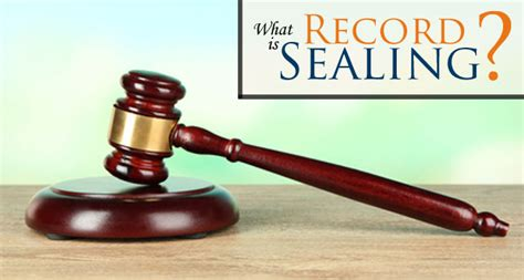 Getting Criminal Record Sealed Record Sealing Fort Collins Colorado Lawyer