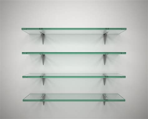 Glass Kitchen Shelf glass shelves glass bathroom shelves one day glass