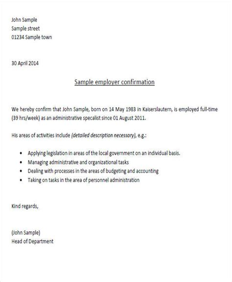 Sle Maintenance Service Letter service confirmation letter sle 28 images catholic