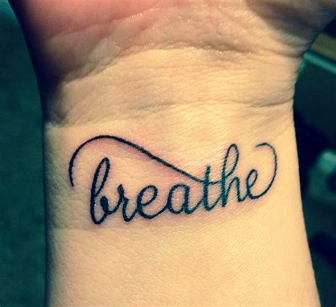 words to tattoo on your wrist best 20 breathe tattoos ideas on sanskrit