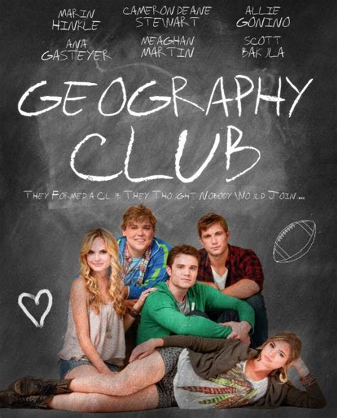 film romance high school gay teen romance film quot geography club quot hits theaters