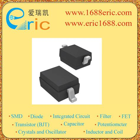 diode a7 eric electronic mall bas316 switching diodes 75v 250ma 0 25a sod 323 sc 76 marking a6 highspeed