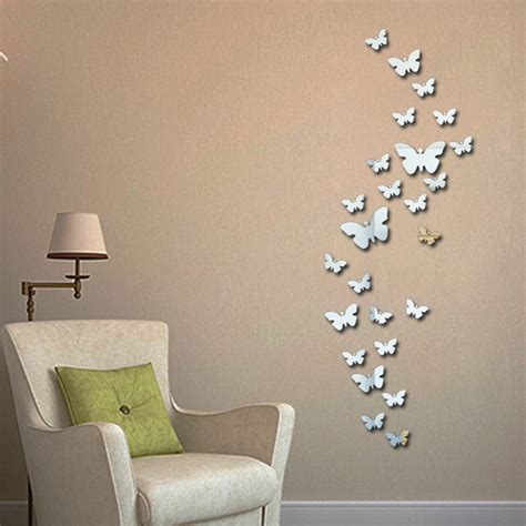 Wall Decor Stickers Online Shopping aliexpress com buy qt 0046 new 30pcs decorative vinyl 3d