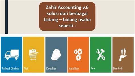 Buku Panduan Laporan Keuangan Dengan Myob aplikasi komputer zahir accounting software