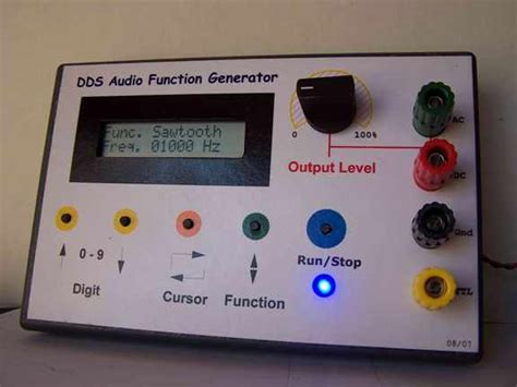 avrprojects home dds audio function generator bascom avr project rickey