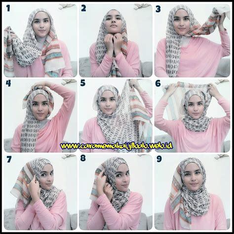tutorial hijab simple ke kondangan 20 cara memakai hijab pashmina simple dan modis elegantria