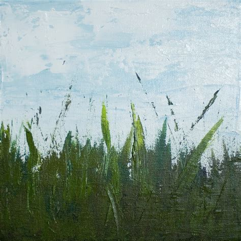 acrylic paint grass 301 moved permanently