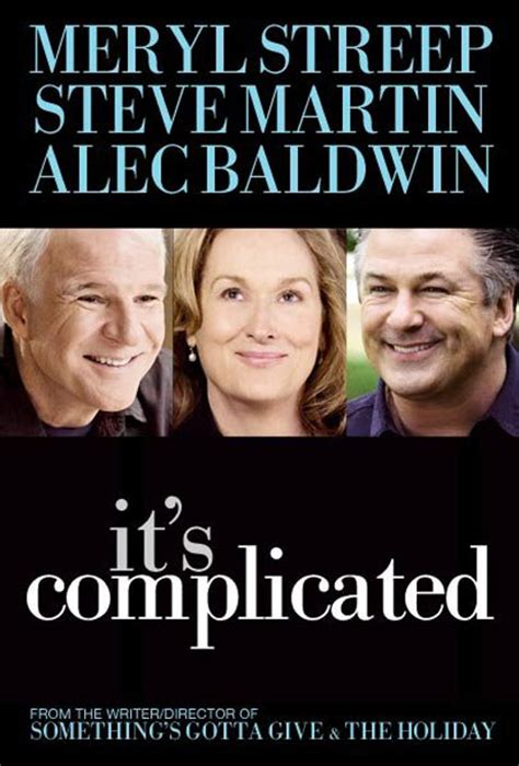 Film It Is Complicated | it s complicated 2009 poster 1 trailer addict