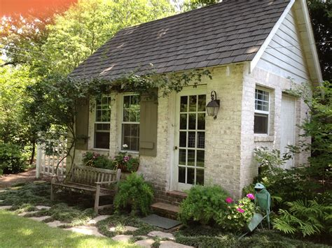 small backyard house crush of the month dreamy garden sheds aka backyard