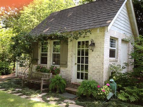 crush   month dreamy garden sheds aka backyard