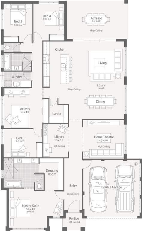 house plan builder house floor plan builder
