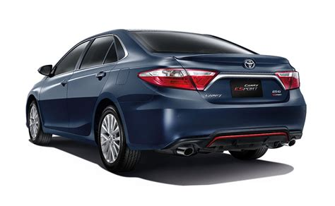 2016 Toyota Camry 2 5 G toyota camry 2 5 g esport 2016 ราคา 1 639 000 บาท โตโยต า