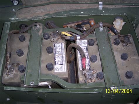 image gallery hmmwv battery