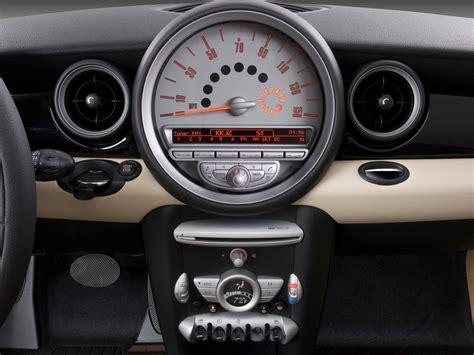 accident recorder 2009 mini clubman instrument cluster 2009 mini cooper instrument panel interior photo automotive com