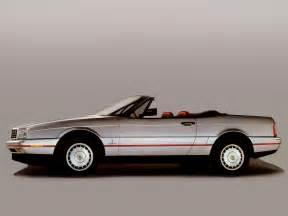 Cadillac Allante Review Cadillac Allante 1987 1988 1989 1990 1991 1992