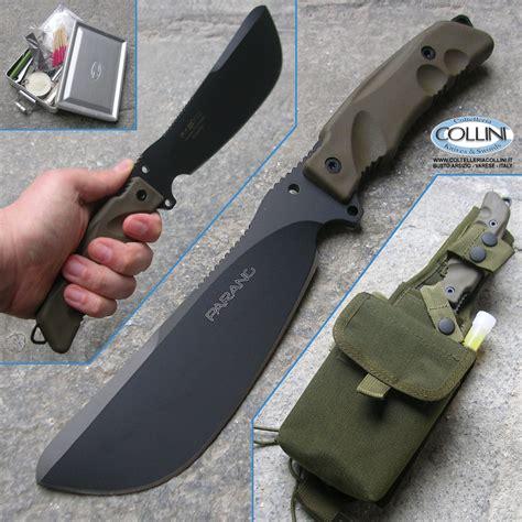 bushcraft parang fox parang bushcraft jungle knife fx 0107153